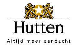 Logo van Run for KiKa sponsor Hutten