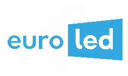Logo van Run for KiKa sponsor Euro-LED