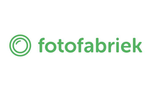 Logo van Run for KiKa sponsor Fotofabriek