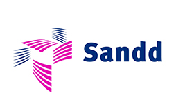 Logo van Run for KiKa sponsor Sandd