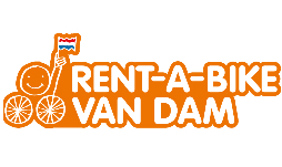 Logo van Run for KiKa sponsor Rent-a-bike van Dam