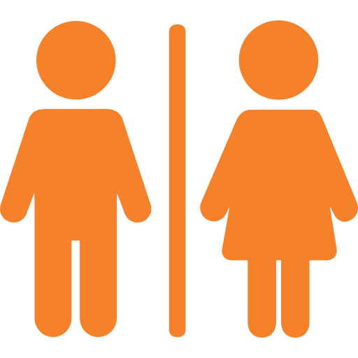 Afbeelding van toiletten